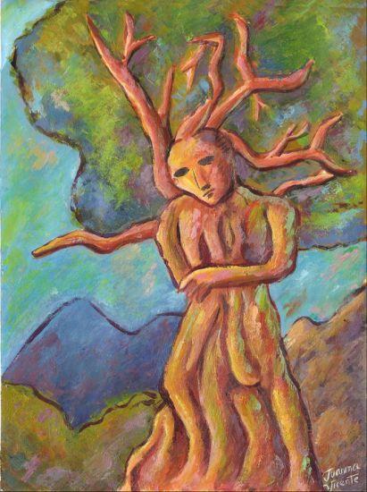 El hombre que se convirtió en árbol