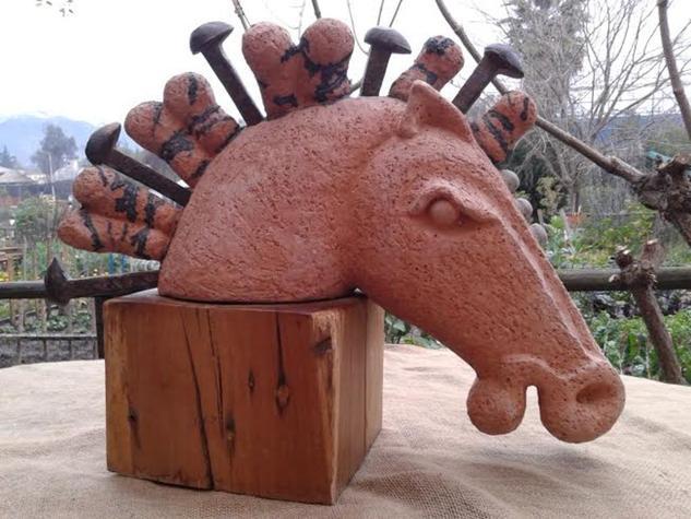 caballo con clavos Mixta Mixta
