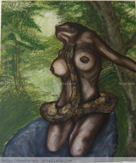 9/ 10 Others Canvas Nude Paintings
