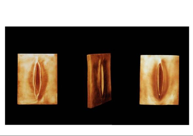 Umbral Bronce Abstracta