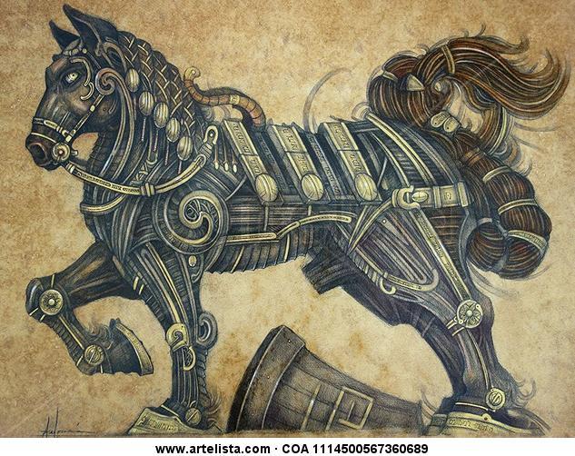 caballo Tinta
