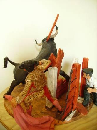 LA BURLA BURLADA Cerámica Figurativa