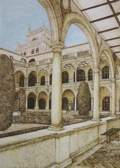 Claustro de La Merded - Murcia Tinta