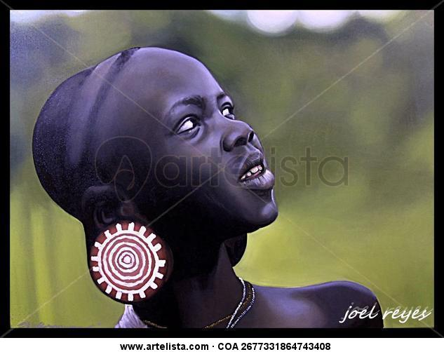 niño con espiral Retrato Óleo Lienzo