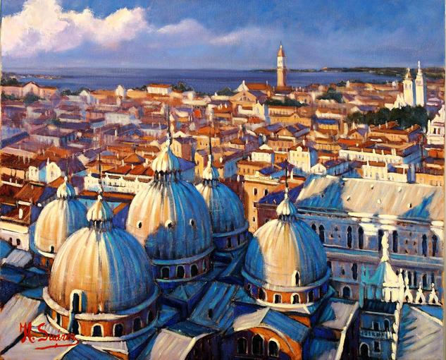 venecia.-desde el campanile