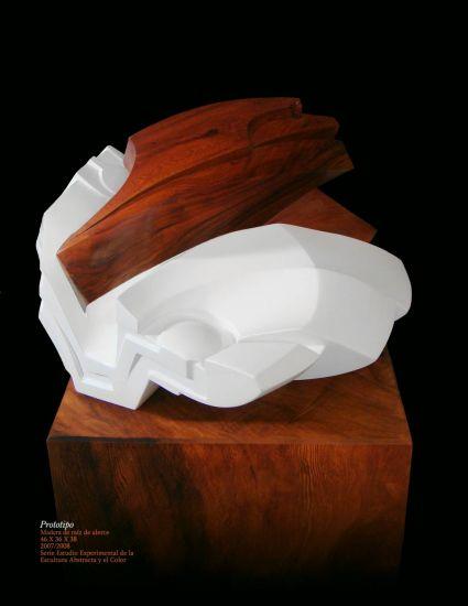 Prototipo Madera Abstracta