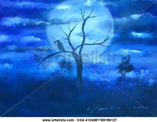 cuervos en la noche Otros Otros Otros