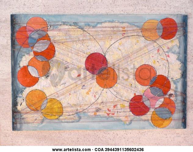 Composición de círculos Tabla Otros