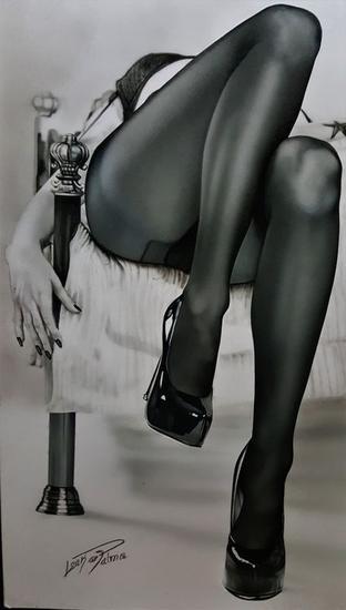 piernas Tinta