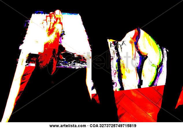 FAN Conceptual/Abstracto Color (Digital)