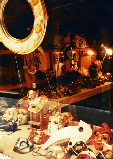 Mascaras Venecianas 2  Viajes Color (Química)