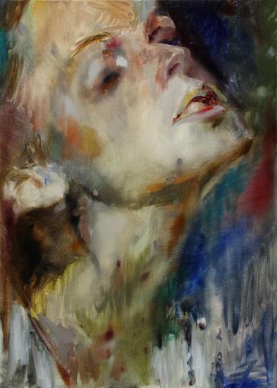 Nocturne Lienzo Óleo Retrato