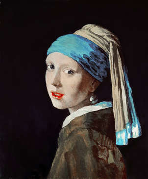 En recuerdo de vermeer