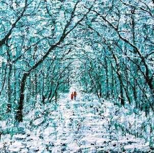 hacia el fin del invierno