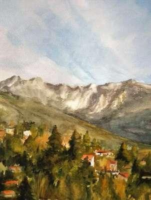 siete picos desde los molinos