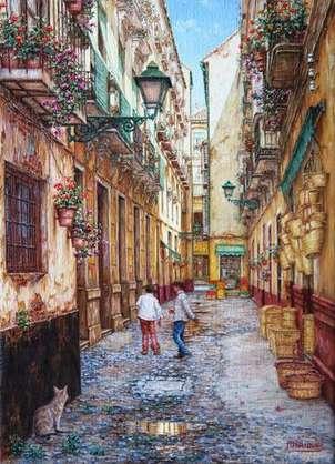 Calle Horno