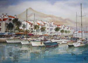 puerto banus-málaga