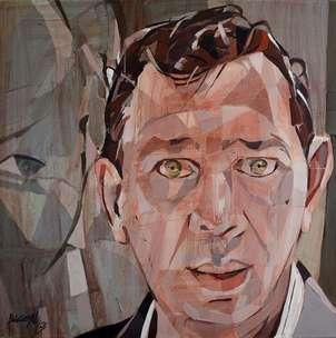 Retrato del pintor Fernando Saussol