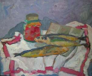 Sardines i pebrots
