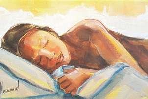 sueño de mujer ii