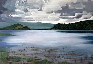 The Lake Calinesti-Oas
