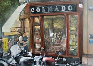 Colmado Quilez- Barcelona