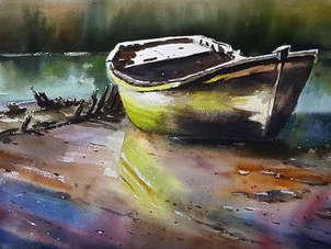 Vieja barca