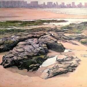 A pie de playa-San Lorenzo-Gijon