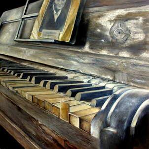El viejo piano