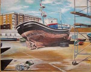 Muelle Santander