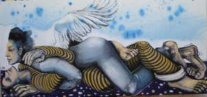El amor de los ángeles.