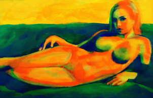 warm nude