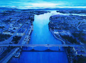 Valdivia y su Río