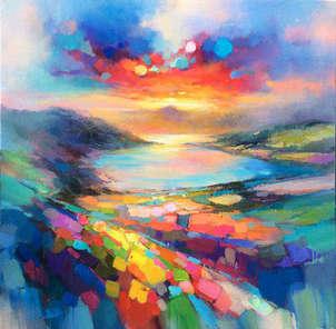 Colorful dawn 792