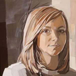Retrato de Celia N.W.