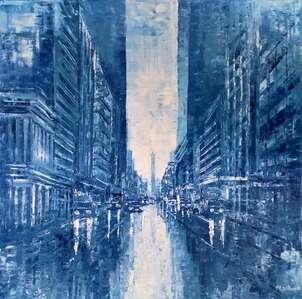 Buenos Aires celeste y blanco