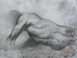 Estudio para Narciso