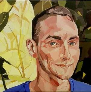 Retrato de Morten