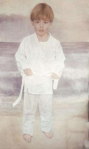 El primer kimono