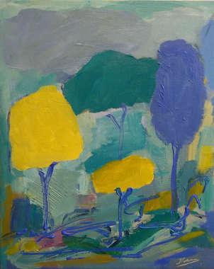 Árboles de colores 2