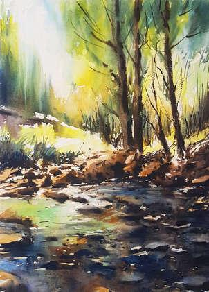 Nacimiento rio