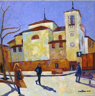 San Ildefonso.