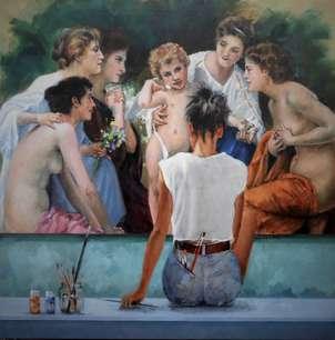 Admiración Bouguereau 2020