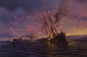 Combate Naval de Caldera 1891