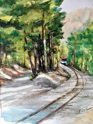 tren de la naturaleza