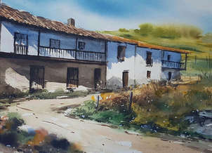 Aldea asturiana