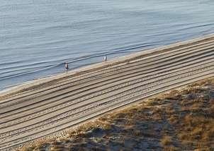 Playa rayada