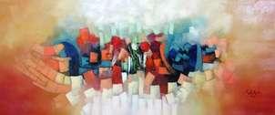 abstracto , sin titulo