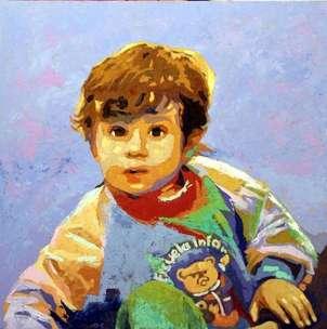 oliver. retrato