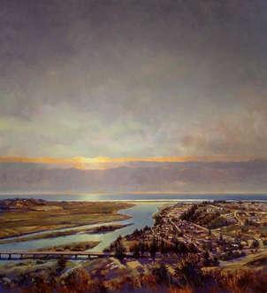 Desembocadura del Río Maipo